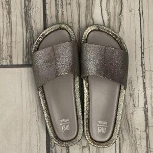 Melissa Sparkly Sandals